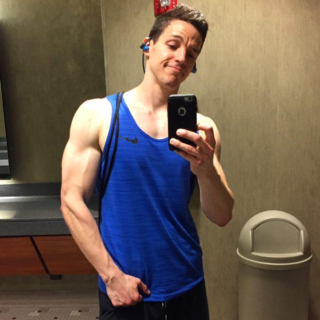 Personal Trainer Houston, Texas - Jason Roberts