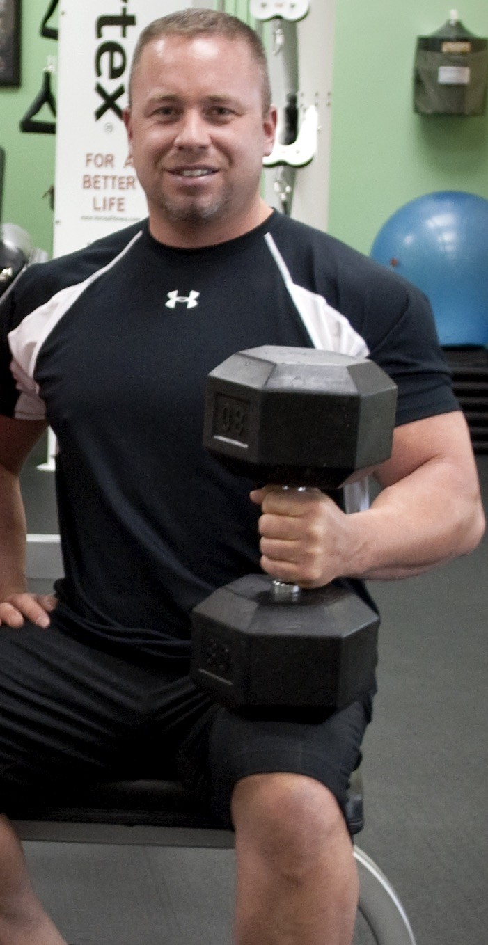 Personal Trainer Houston, Texas - Matt Trudo