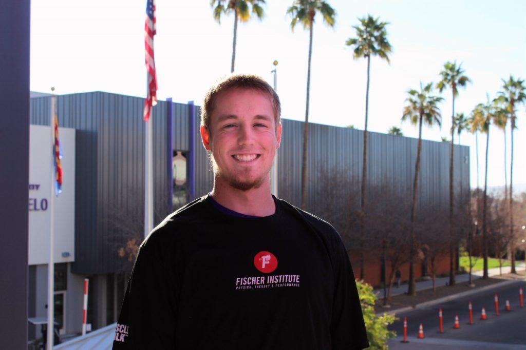 Personal Trainer Tempe, Arizona - Lukas Rumbyrt