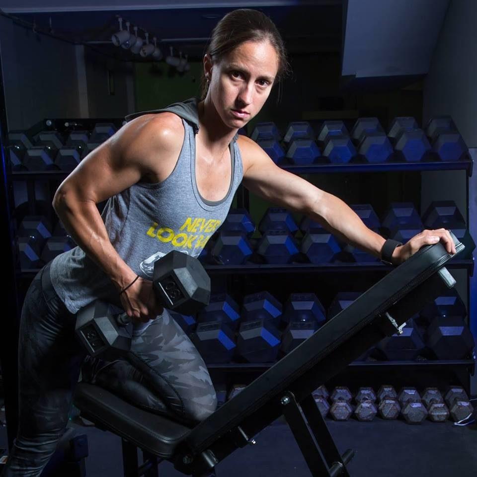 Personal Trainer Marietta, Ohio - Stephanie Bauman