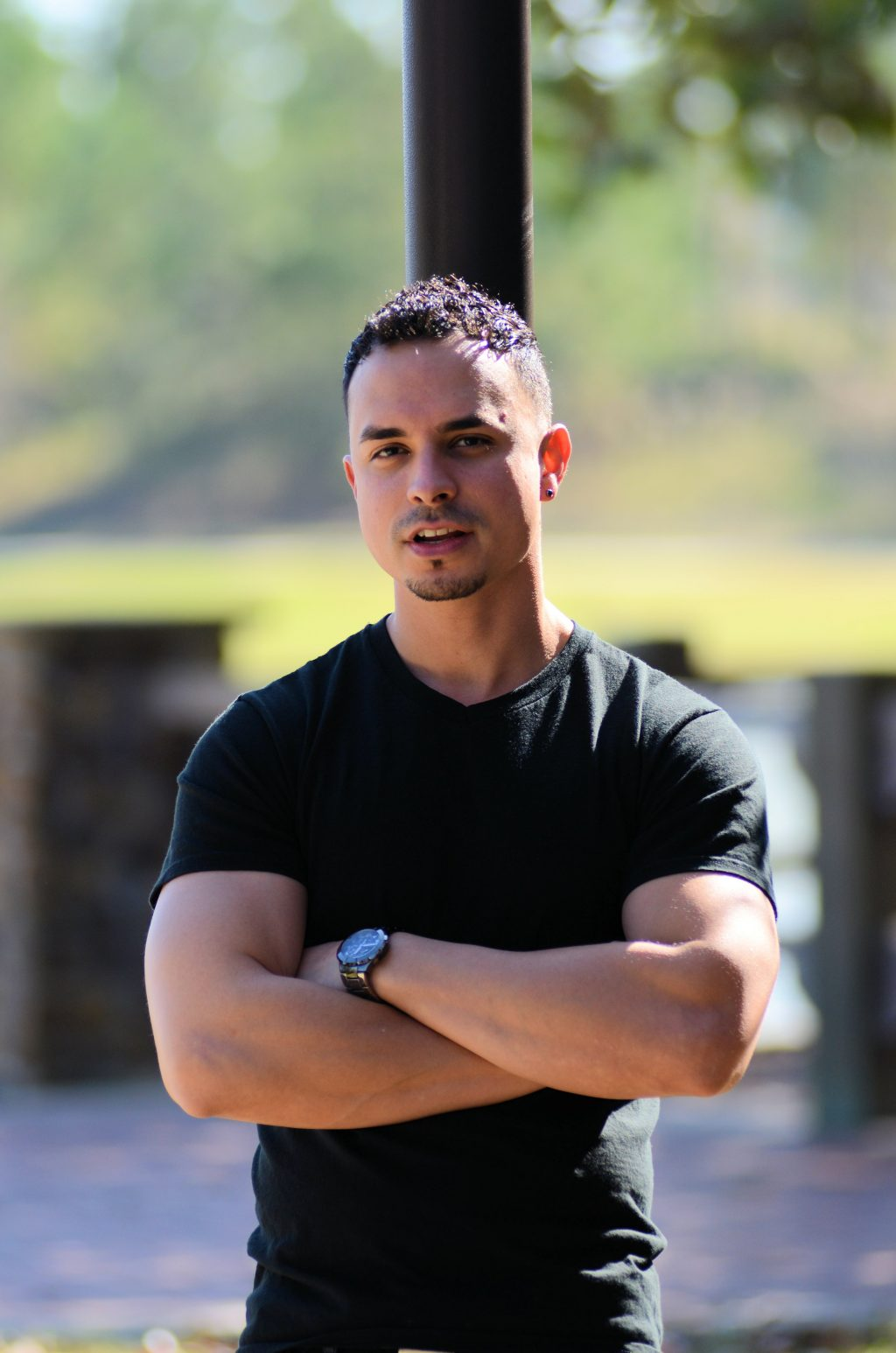 Personal Trainer Houston, Texas - Juan Nunez