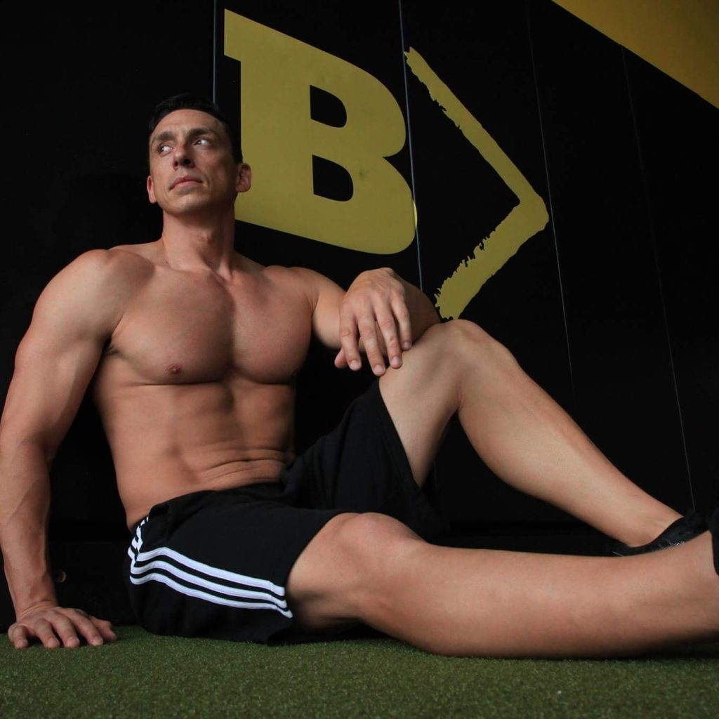 Personal Trainer Houston, Texas - Brandon Jett