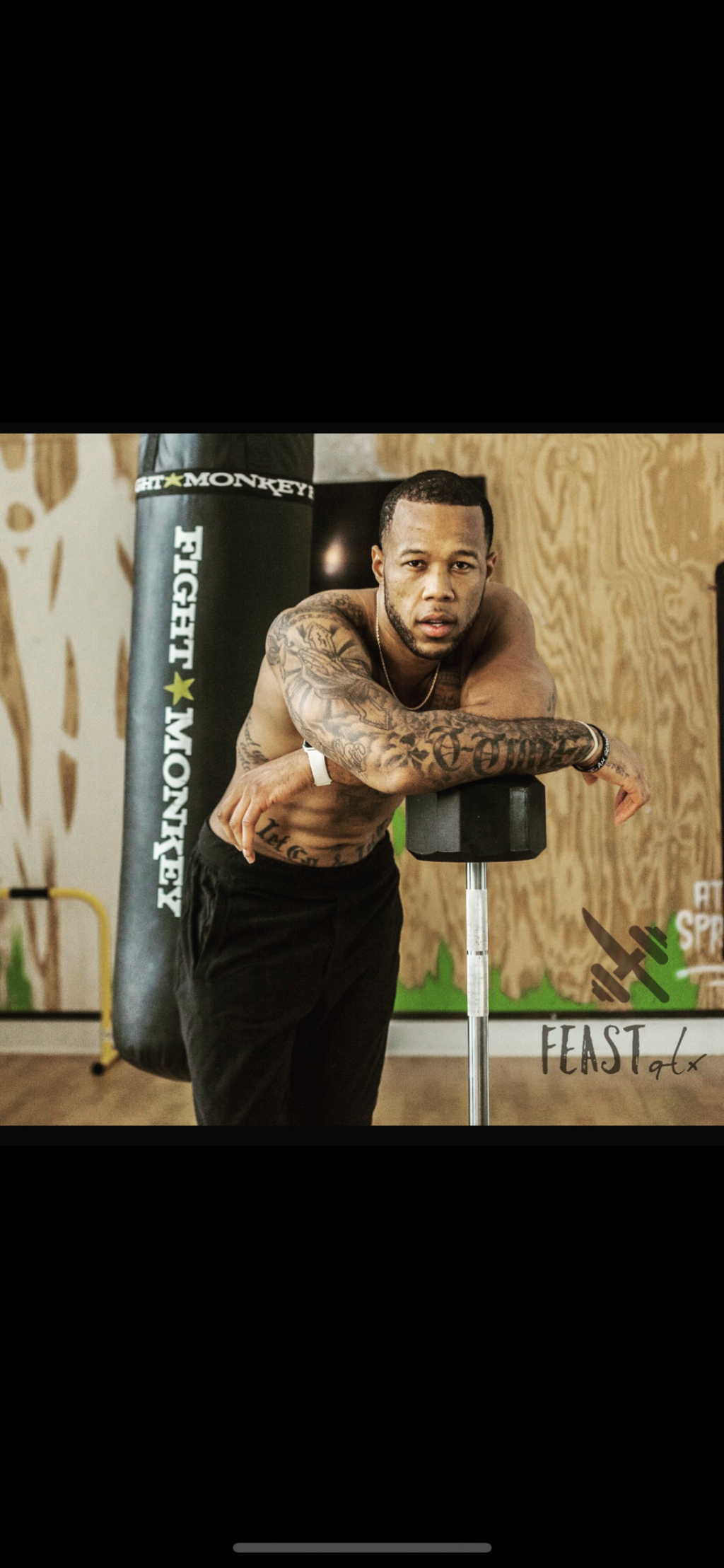 Personal Trainer Pflugerville, Texas - Tyrell Higgins