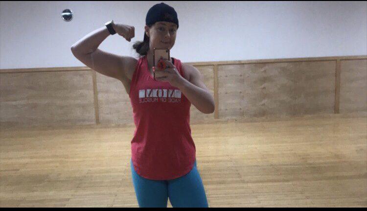 Personal Trainer Savannah, Georgia - Samantha Barnes