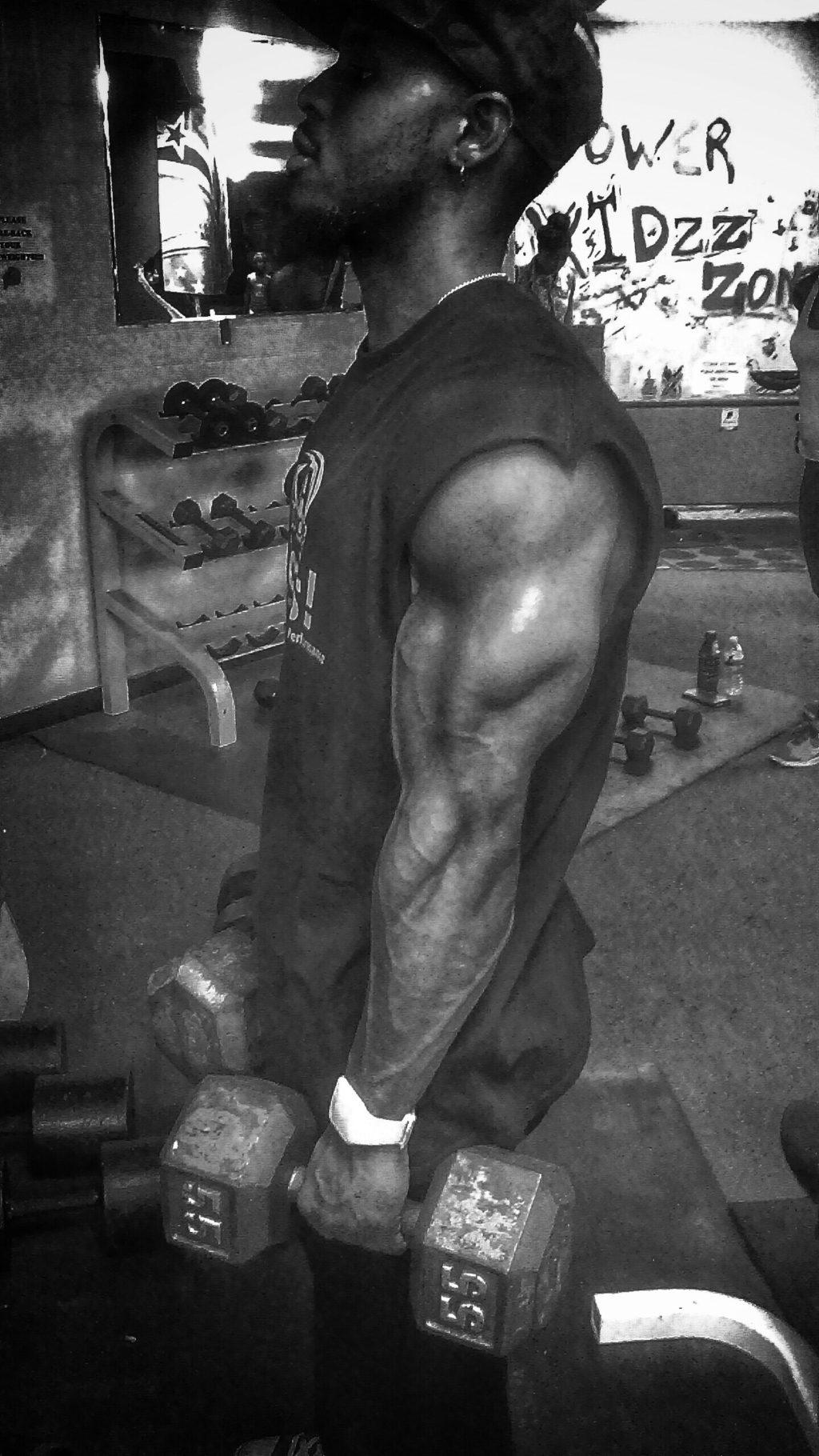 Houston Personal Trainer Bryan R