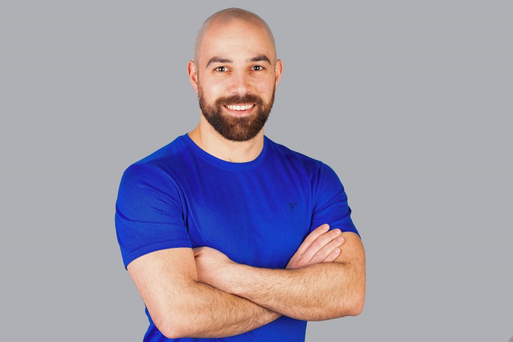 Personal Trainer Chicago, Illinois - Nadav Jaldety