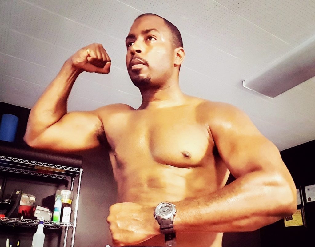 Personal Trainer Washington, District-of-columbia - James Dixon