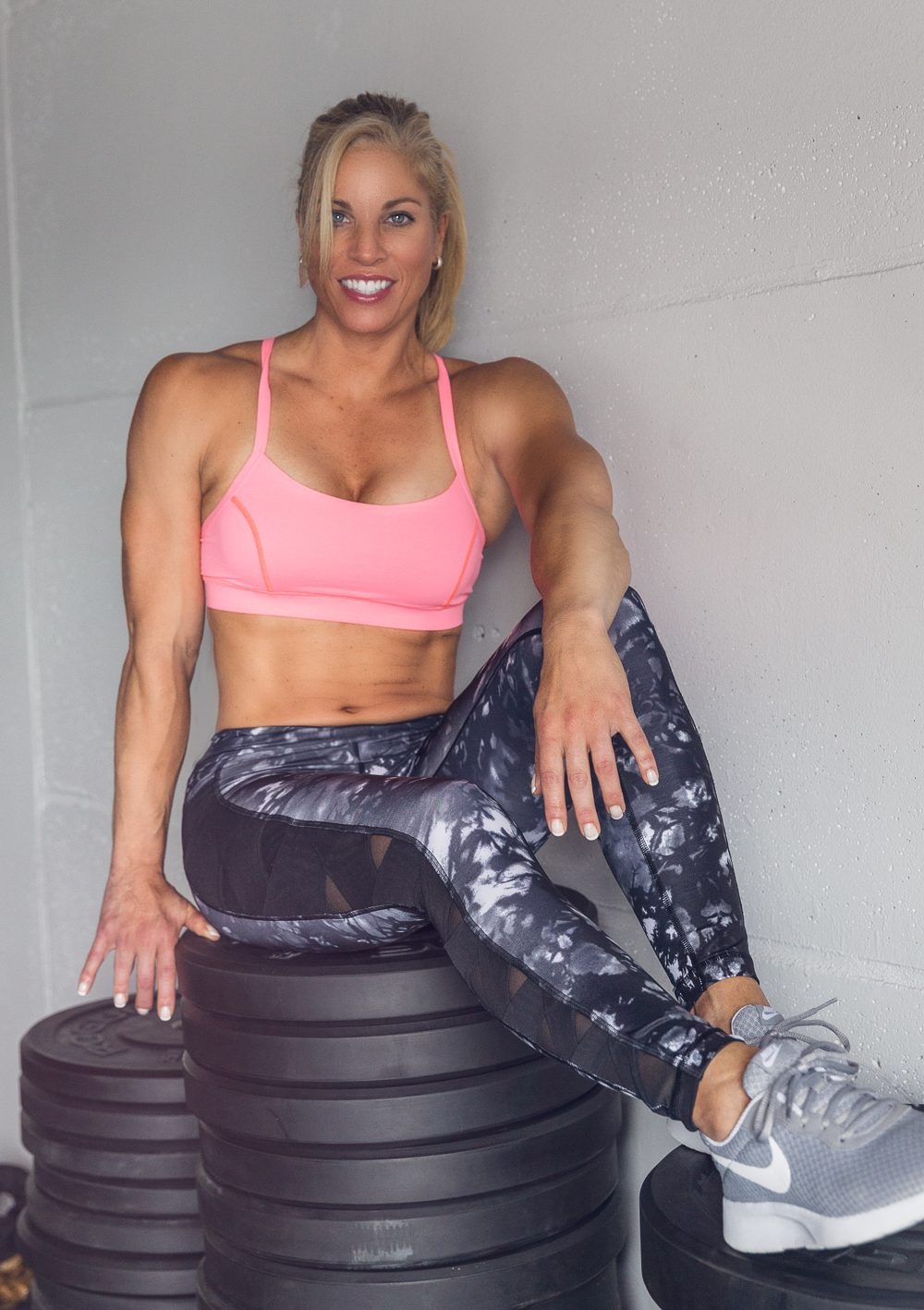 Personal Trainer Braintree, Massachusetts - Dana Logan