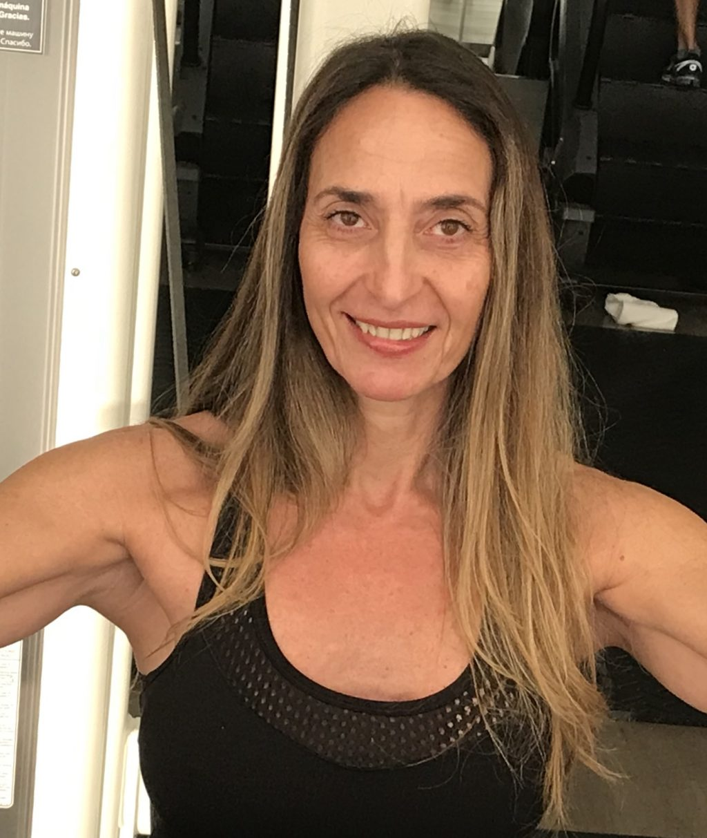 Personal Trainer Aventura, Fl - Elisa Mizrahi