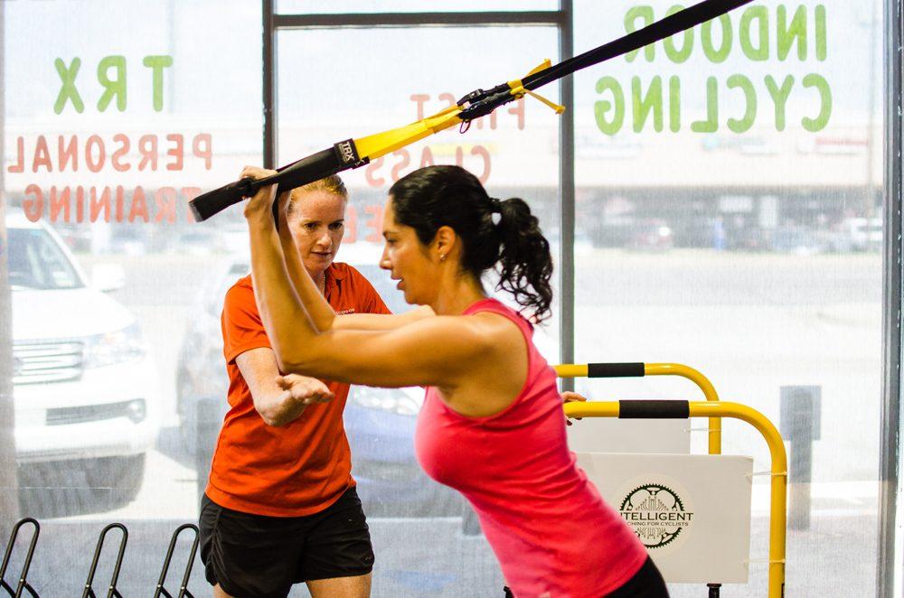 Personal Trainer Dallas Tracy C