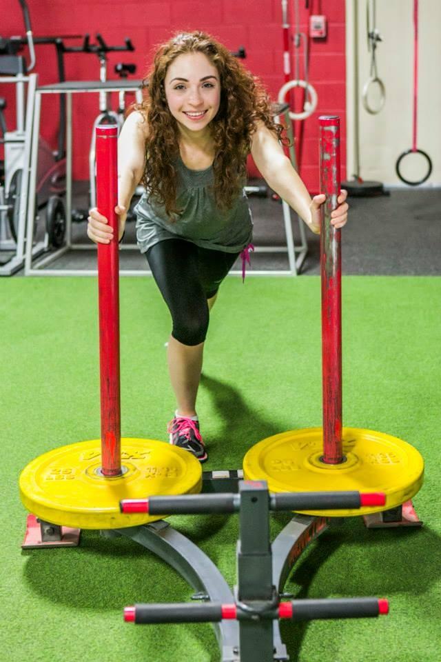 Personal Trainer Wheeling, Illinois - Rita Polevoy