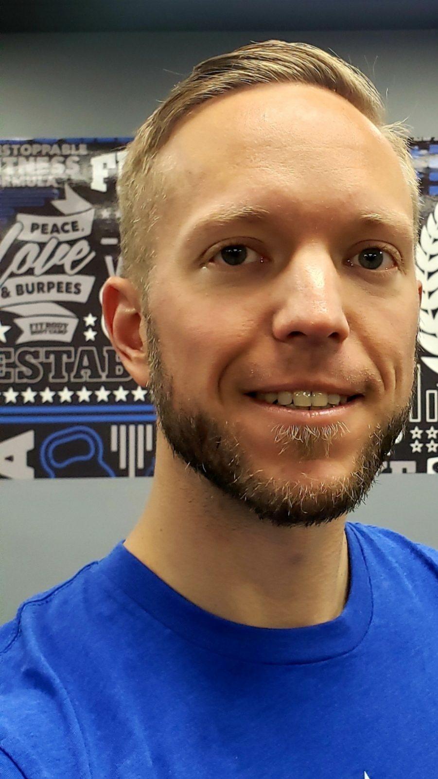 Personal Trainer Chicago, Illinois - Weston Gleffe