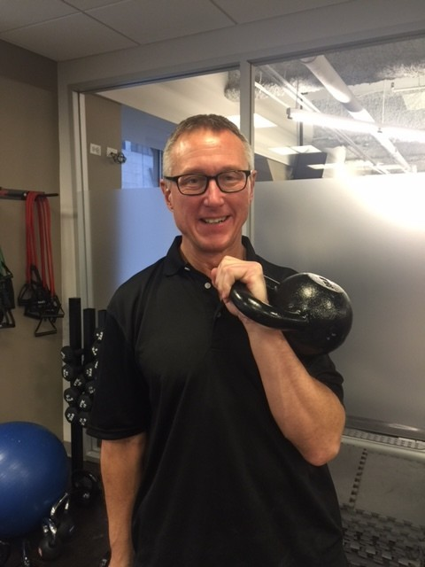 Chicago Personal Trainer Michael W