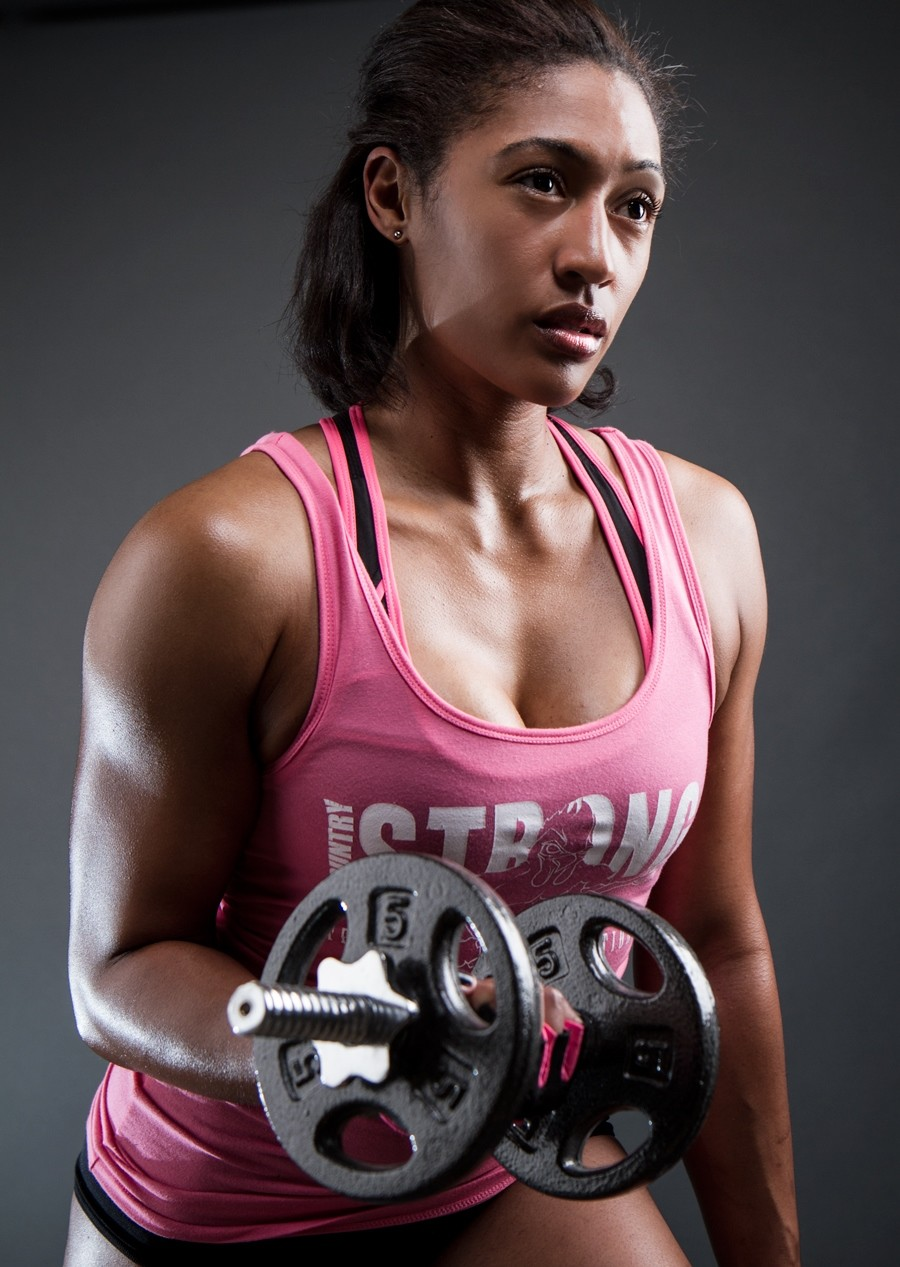 Personal Trainer Chicago, Illinois - Casia Allen