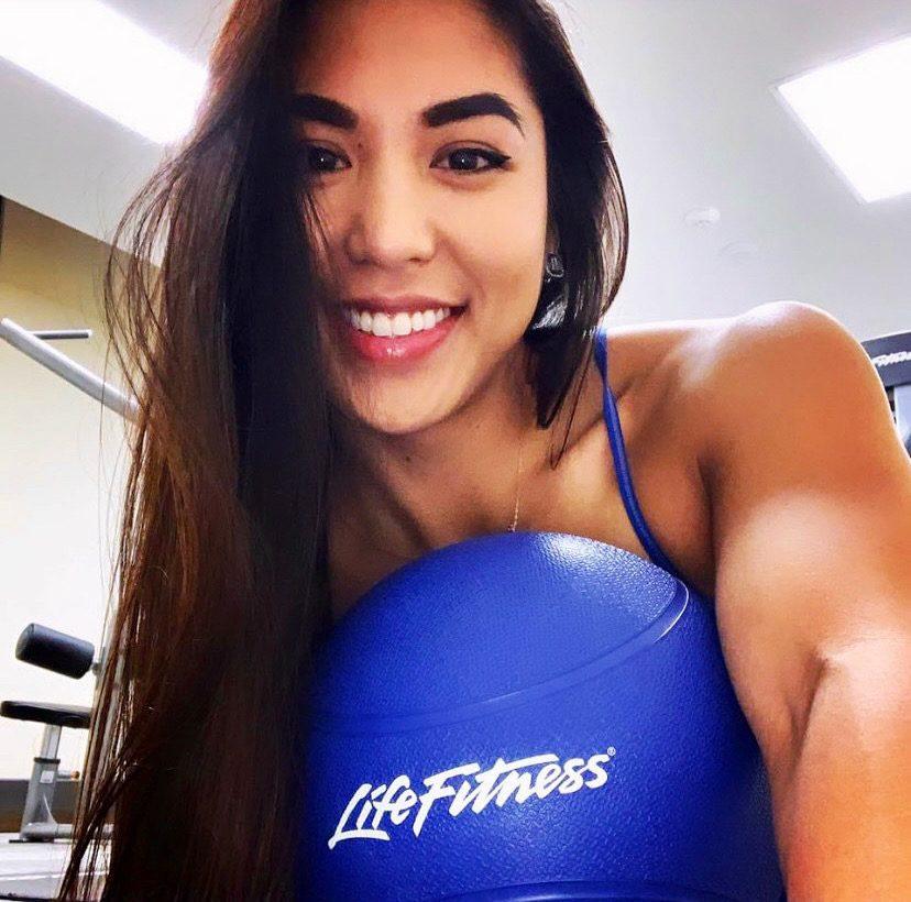Personal Trainer Burnsville, Minnesota - Janine Saliente
