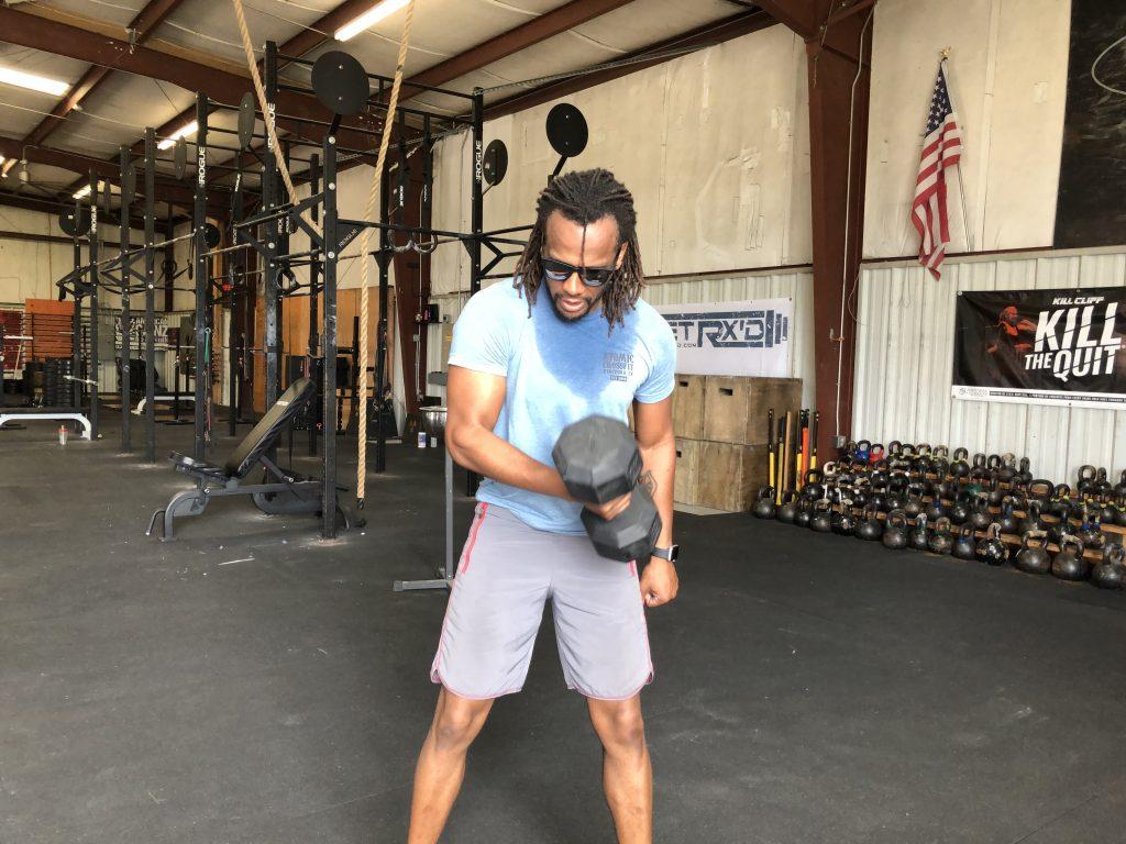 Personal Trainer Houston, Texas - John Evans