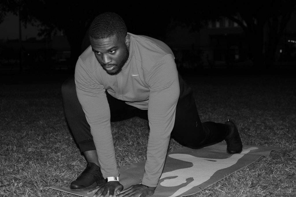 Personal Trainer Houston, Texas - Darius Williams