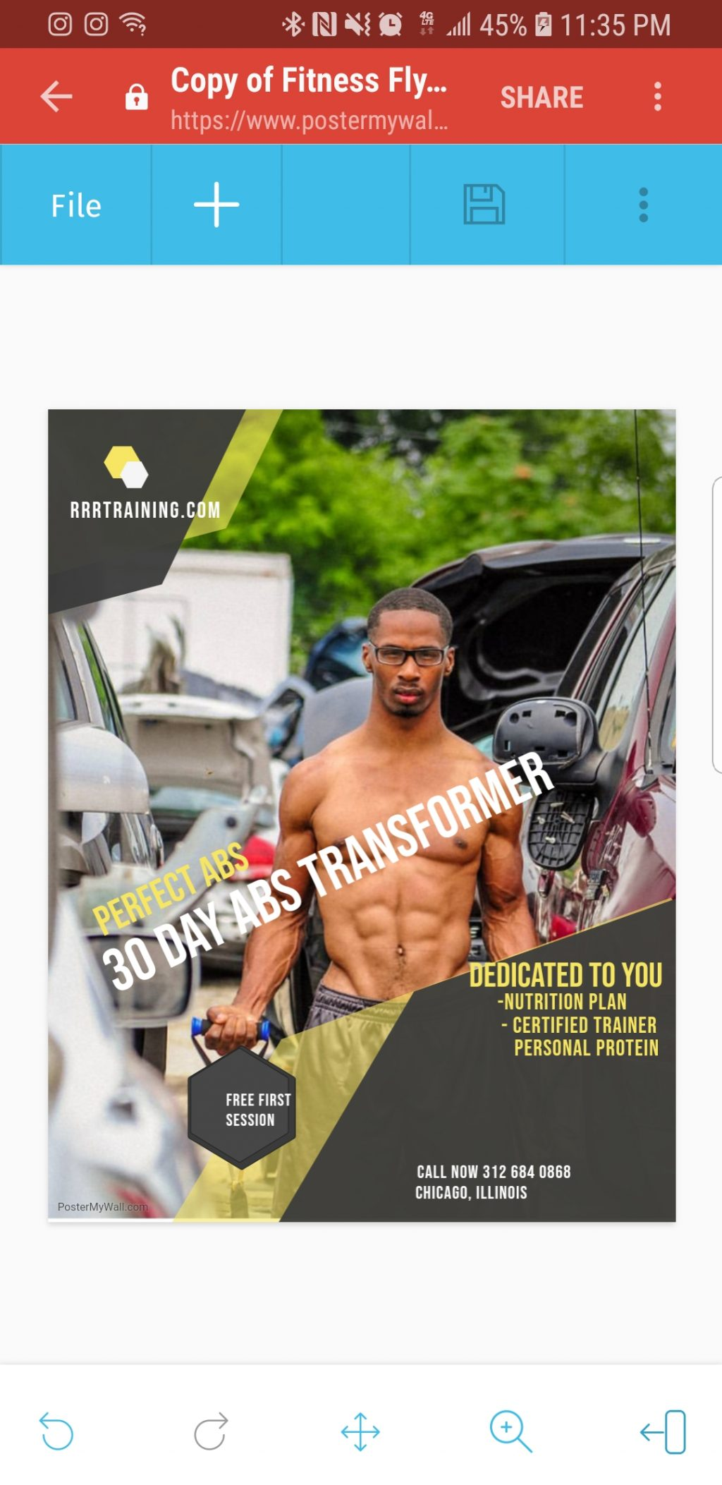 Personal Trainer Chicago, Illinois - Ray Richardson