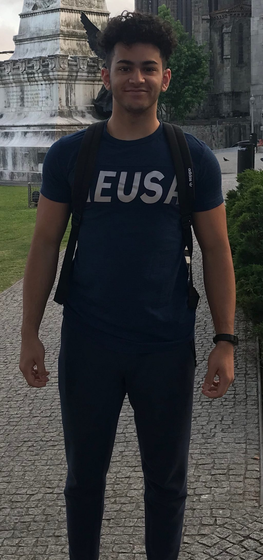 Personal Trainer Dallas, Texas - Saahir Hussain