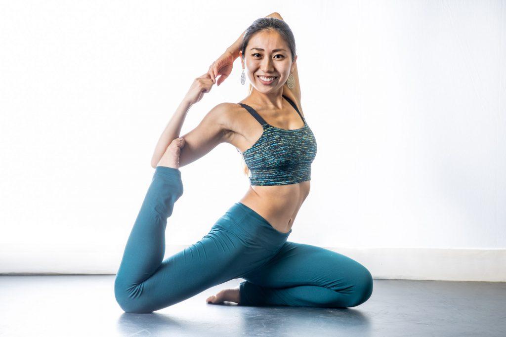 Personal Trainer New-york, New-york - Shieri Yamafuji