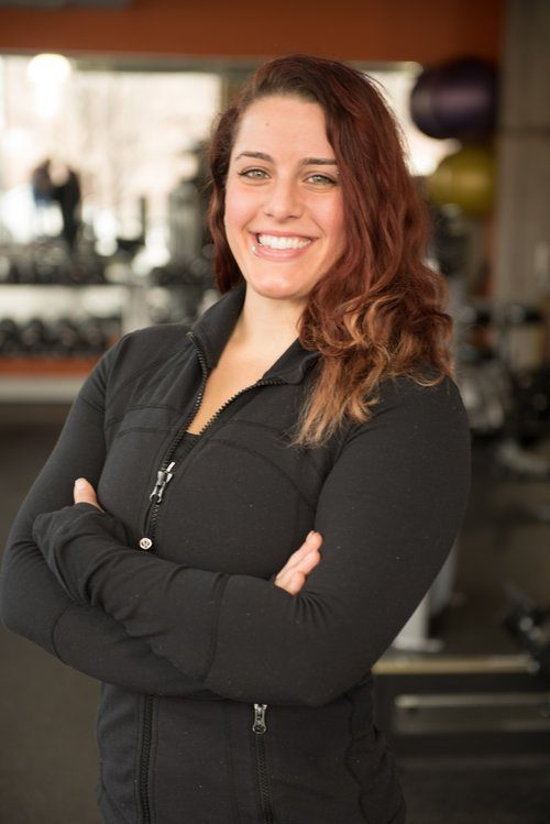Personal Trainer Chicago, Illinois - Amanda Pesch