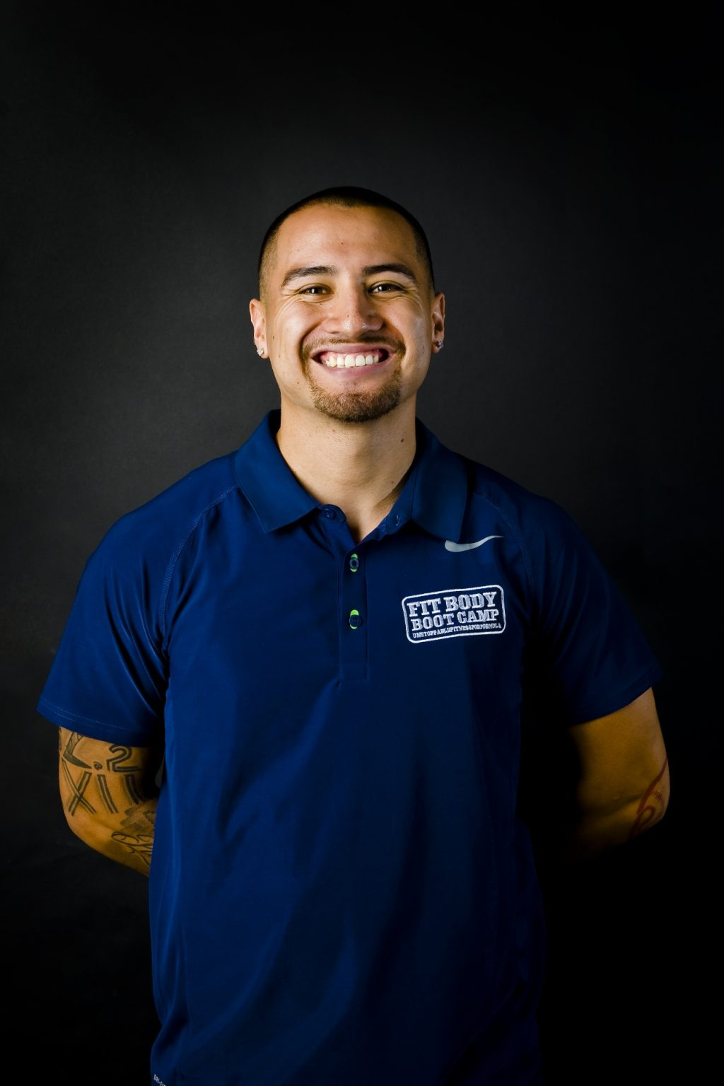 Personal Trainer Houston, Texas - Anthony Briseno