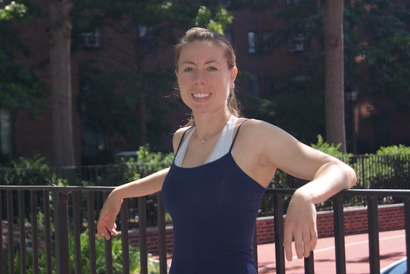 Personal Trainer New-york, New-york - Julia Broome