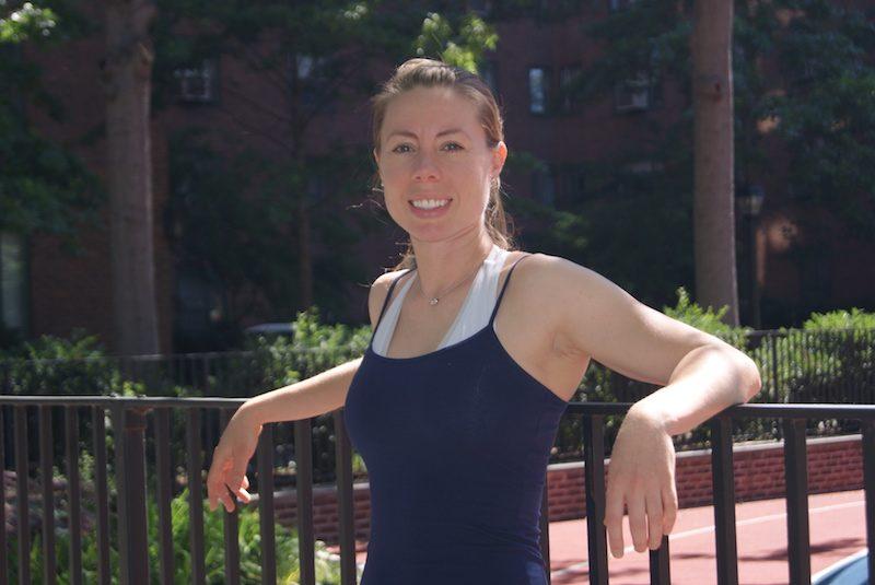 Personal Trainer New-york, New-york - Julia Broome