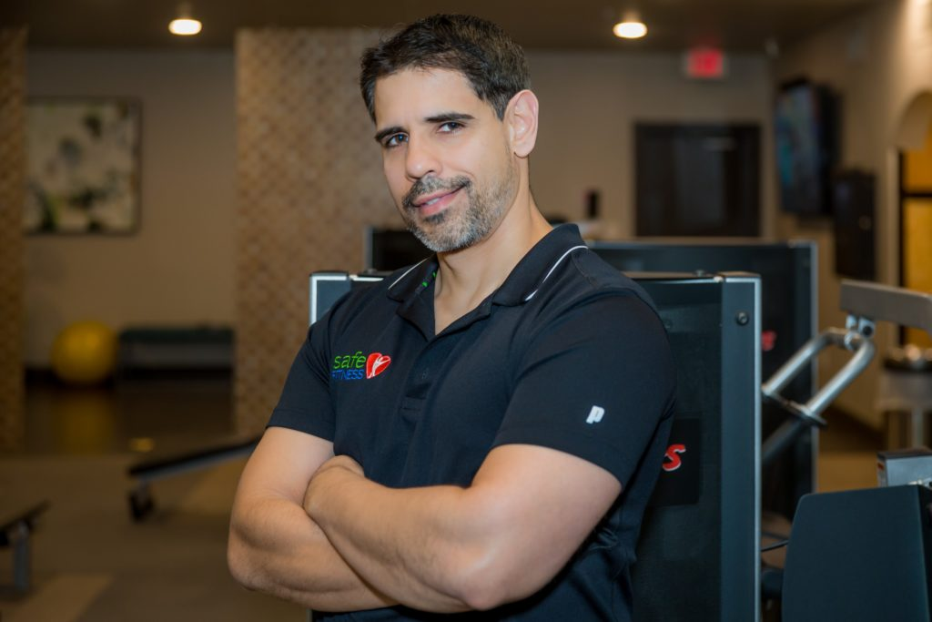 Personal Trainer Houston, Texas - Alexis Perez