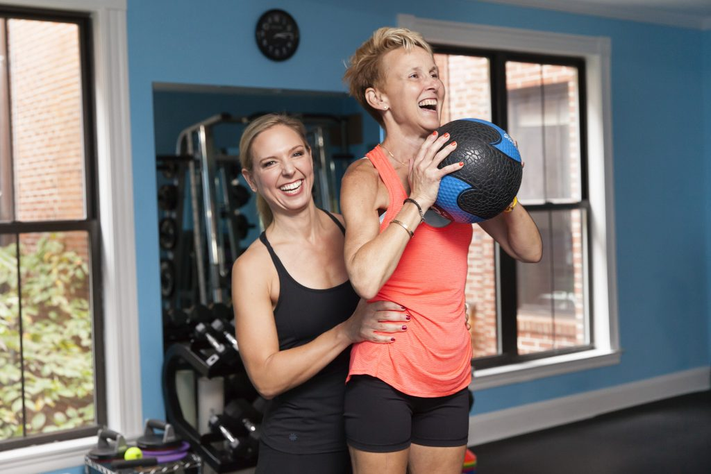 Personal Trainer Phoenix, Arizona - Jennifer Menzer
