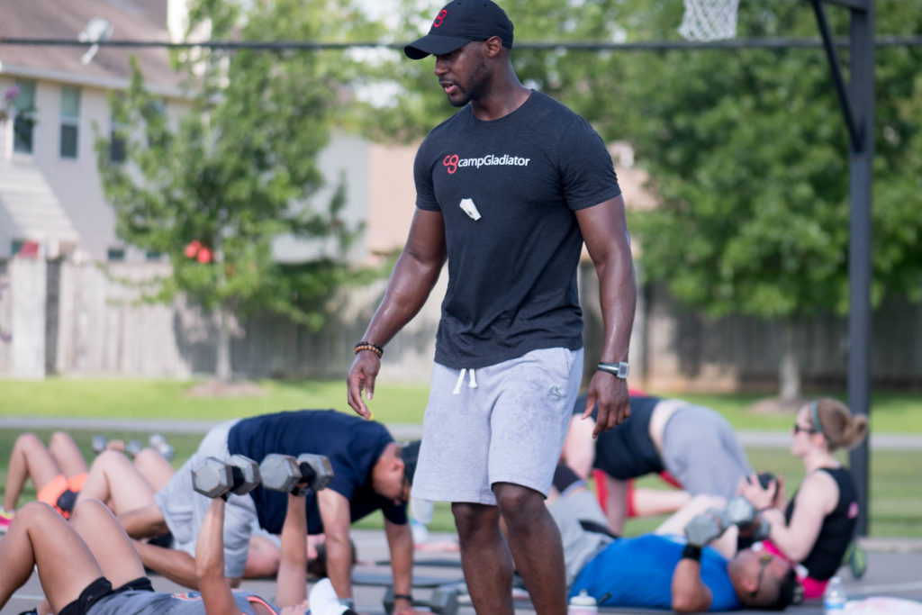 Personal Trainer Houston, Texas - Maurice Walker