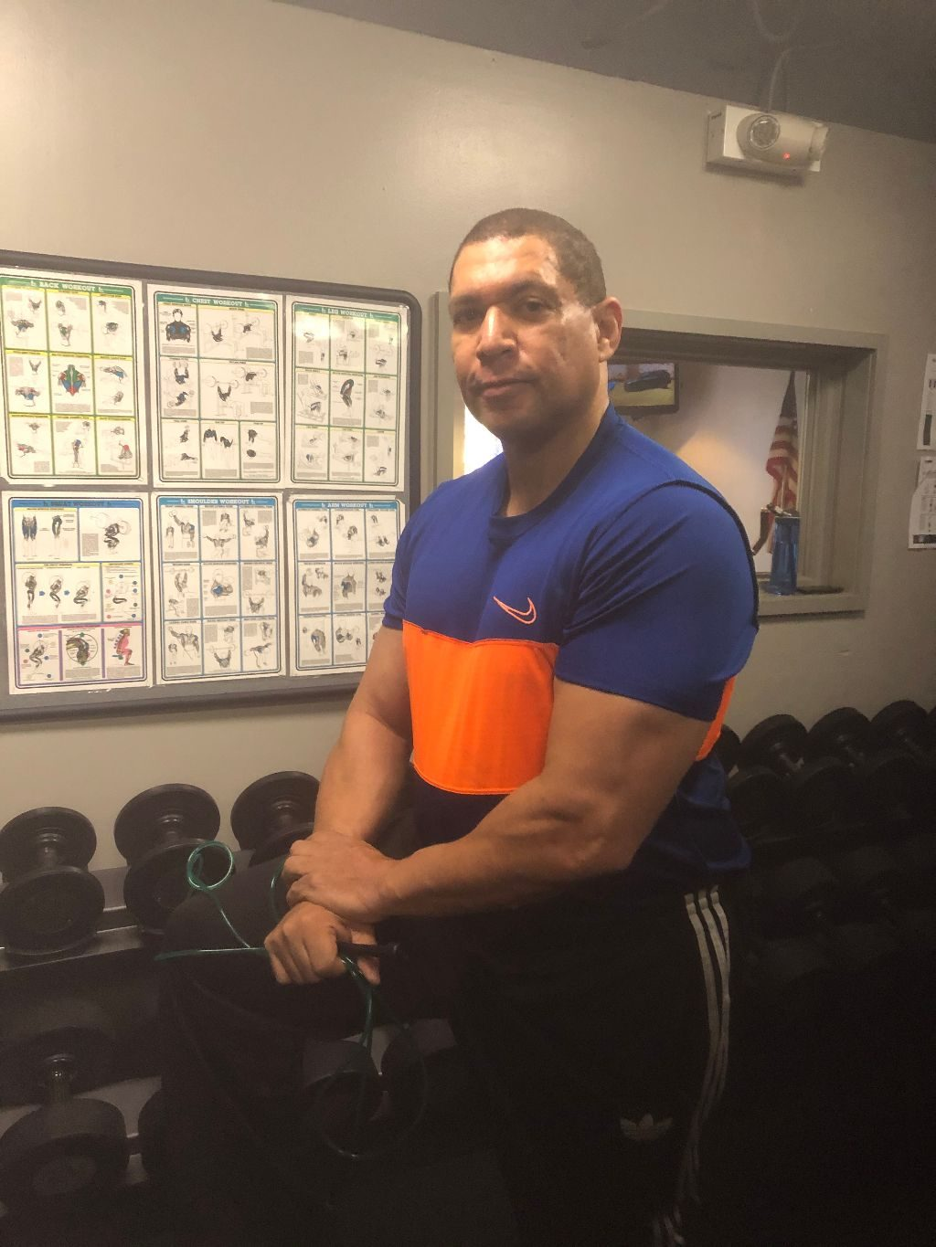 Personal Trainer Orland-hills, Illinois - Roger Bradley