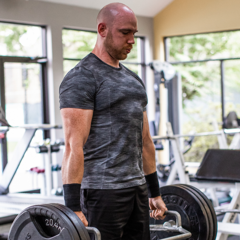 Personal Trainer Houston, Texas - Jared Evans