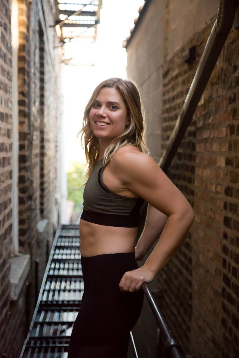 Personal Trainer Chicago, Illinois - Anne Reuss