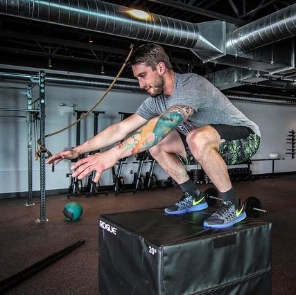 Personal Trainer Chicago, Illinois - Daniel Wright