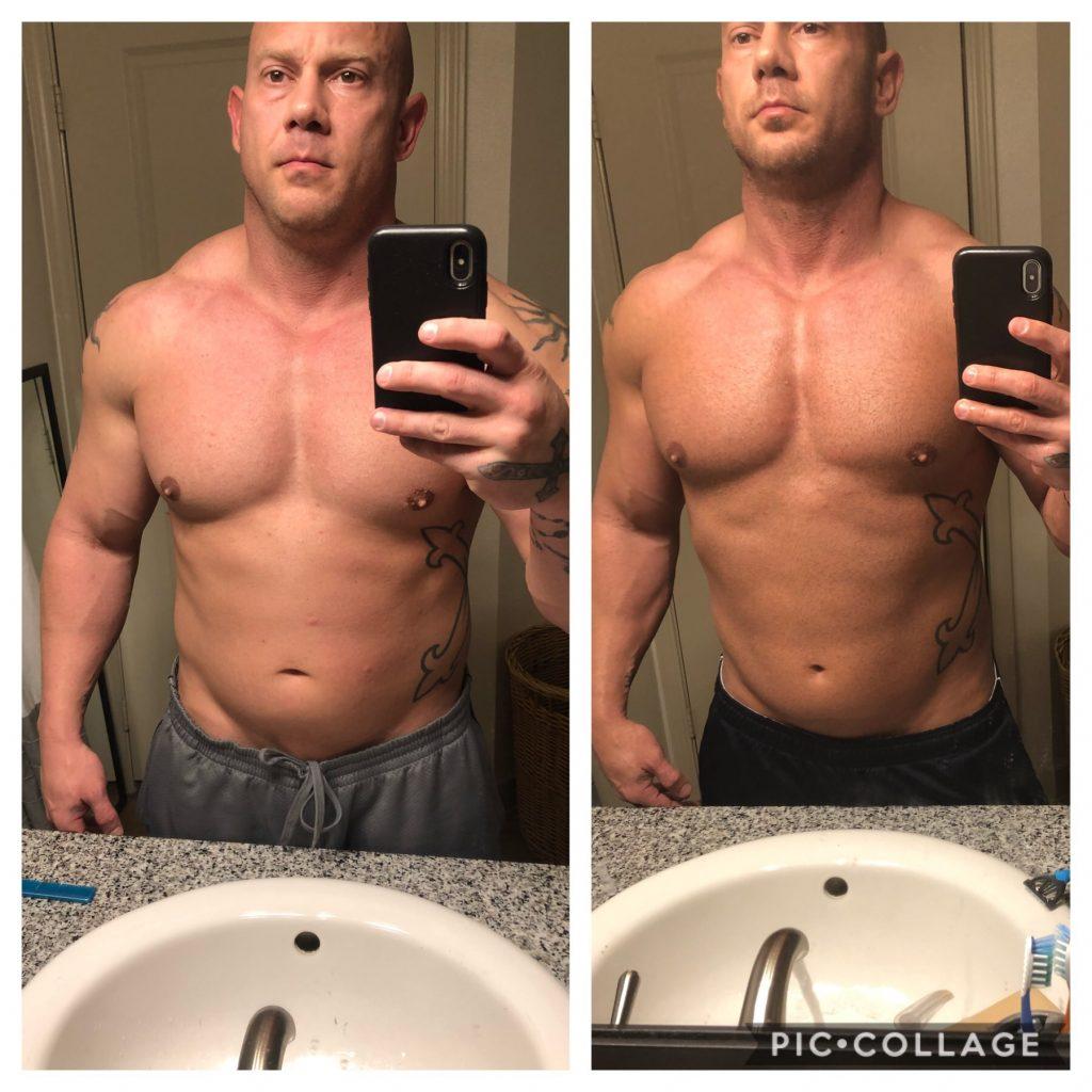 Personal Trainer Houston, Texas - Chad Wilson