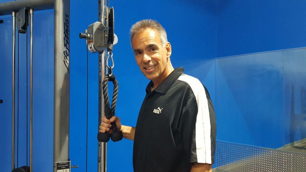 Personal Trainer Carol-stream, Illinois - Michael Tomaselli