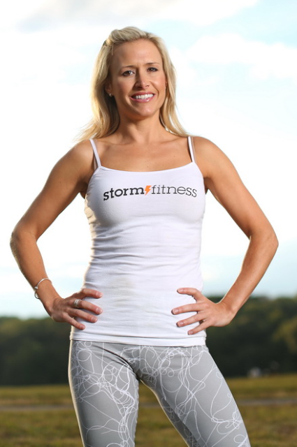 Personal Trainer Reston, Virginia - Jessica Storm