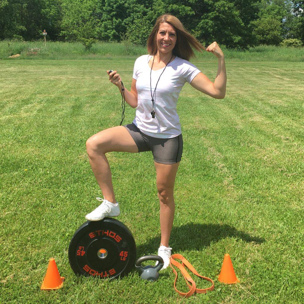 Personal Trainer Butler, Pennsylvania - Callie Rogerson