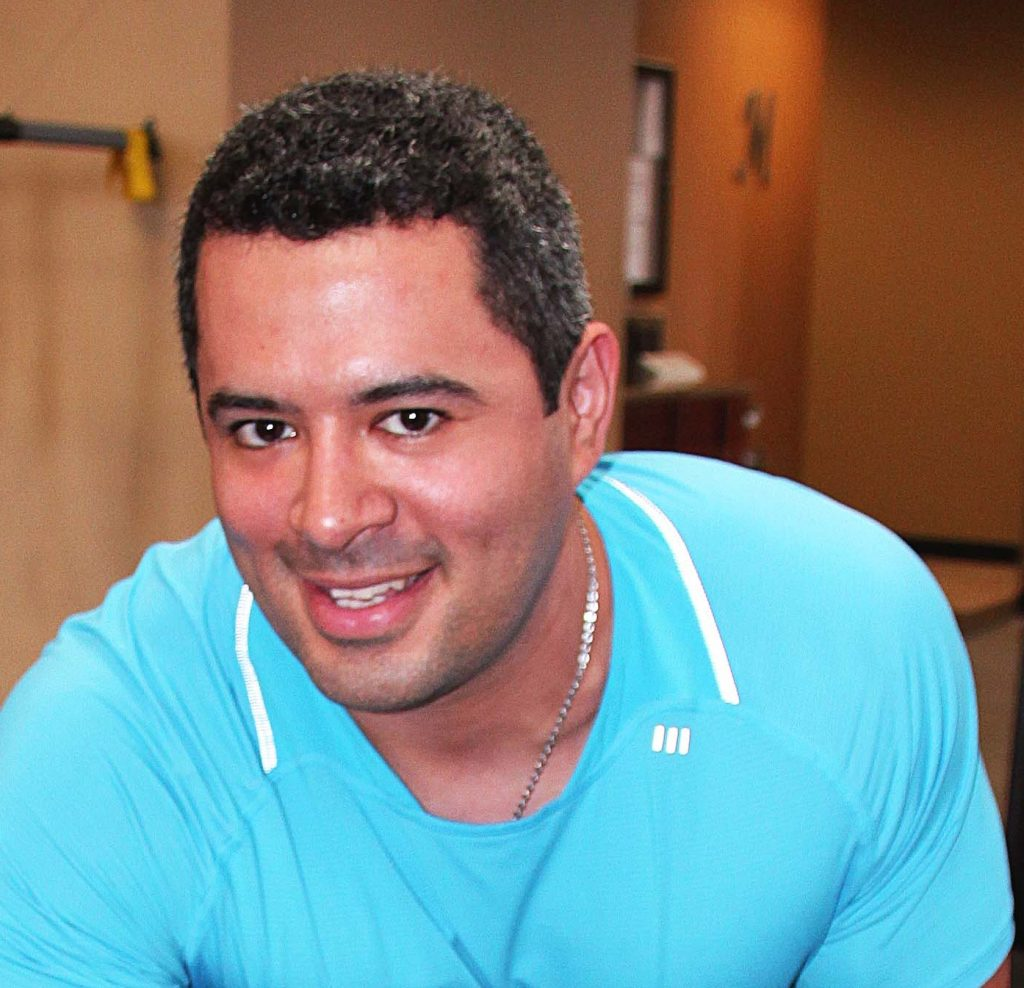 Personal Trainer Houston, Texas - Roy Alcazar