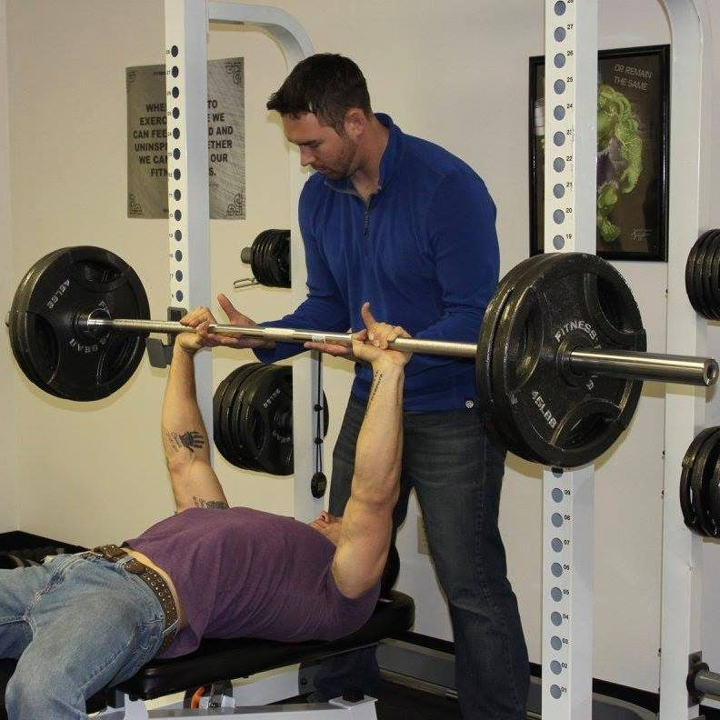 Personal Trainer Brockton, Massachusetts - Christopher Ryan
