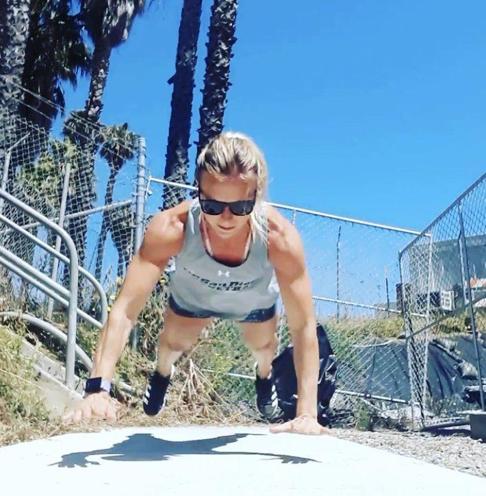 Personal Trainer Seal-beach, California - Jes Metz