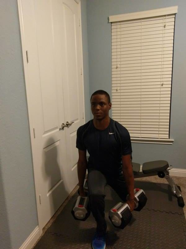 Personal Trainer Richmond, Texas - Jonathan Todd