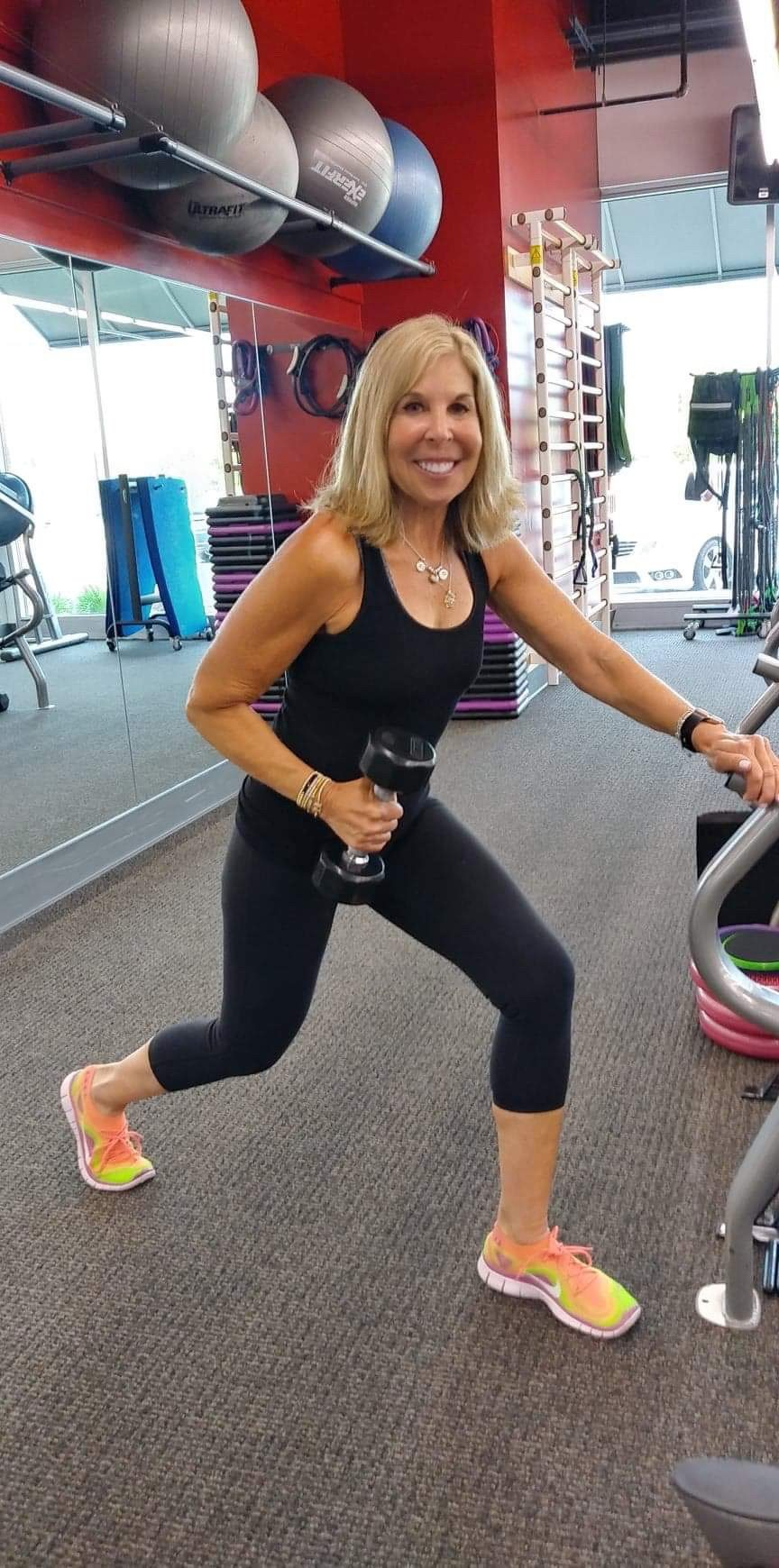 Personal Trainer Glenview, Illinois - Sheryl Goldman