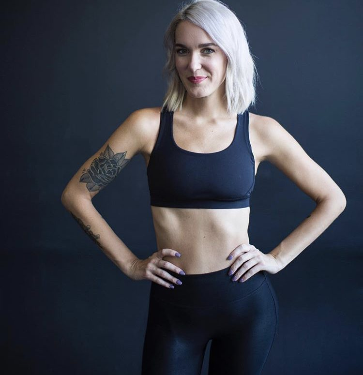 Personal Trainer Atlanta, Georgia - Alyssa Owen