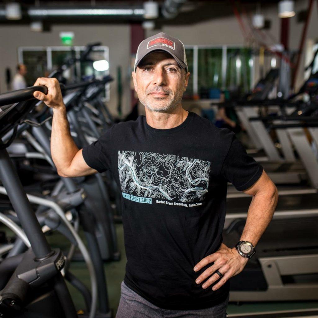 Personal Trainer Austin, Texas - Sean Ahmadi