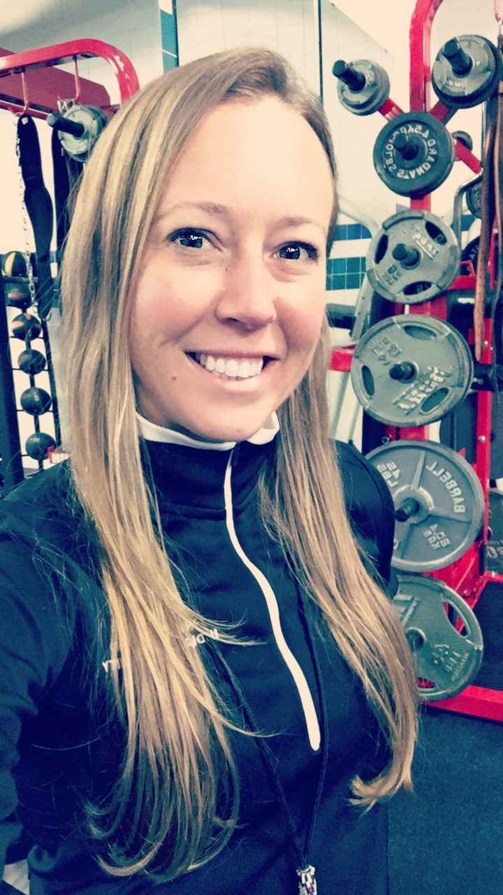 Personal Trainer Red-wing, Minnesota - Rachel Rapp