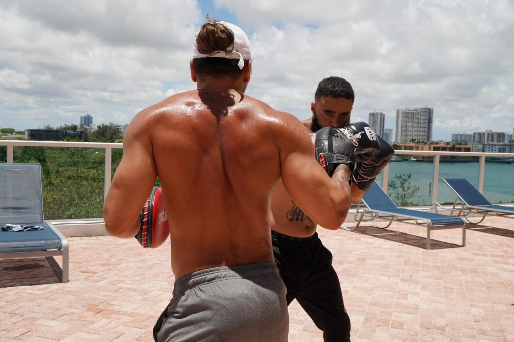 Personal Trainer Miami, Florida - Mauricio Lopez