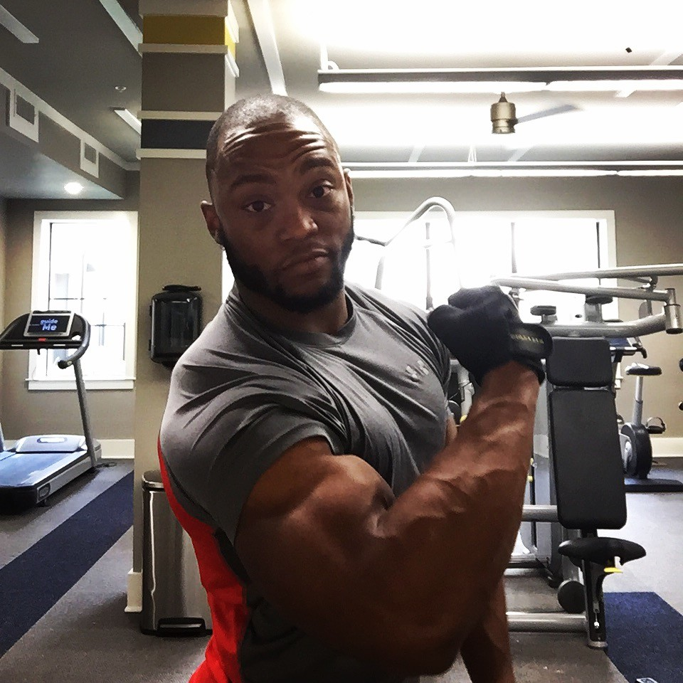 Personal Trainer Houston, Texas - Kenny Tillis