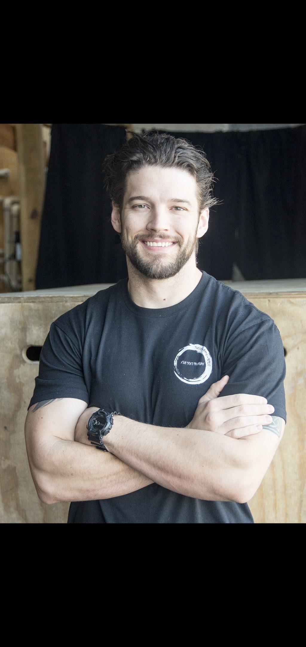 Personal Trainer Dallas, Texas - Tyler McCann